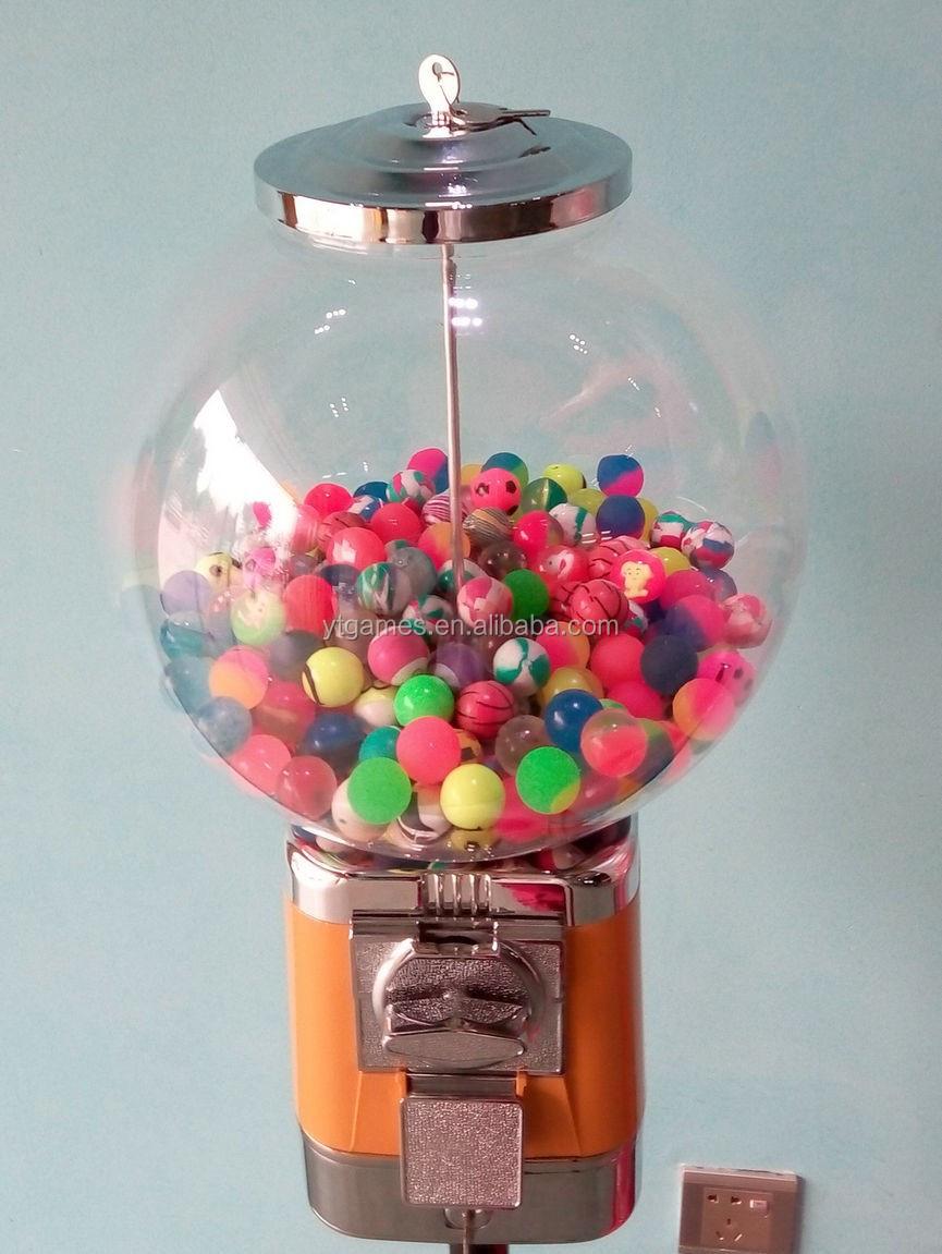 bouncy pinball machine