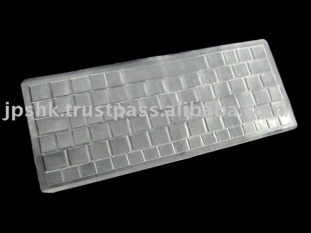 Silicone Keyboard Cover For Asus Eeepc
