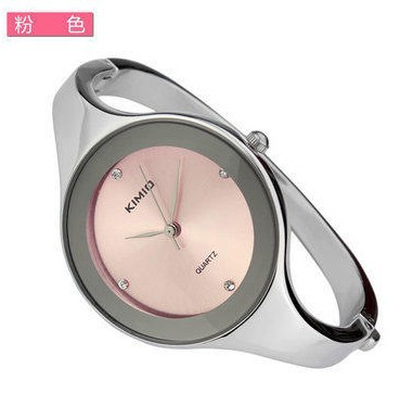 Relogios Feminino KIMIO женская мода часы из нержавеющей стали ремешок с MIYOTA 2035 японии Movt дамы браслет часы