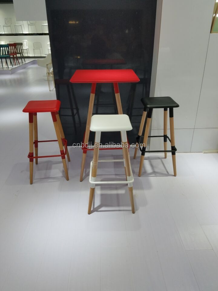 Wood and metal home center bar stool tall plastic triangle stool & Wood And Metal Home Center Bar Stool Tall Plastic Triangle Stool ... islam-shia.org