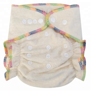 Fitted Diapers THX Bamboo Hemp Fitted Diapers