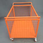 Industrial Plant Logistic Hand Trolley with High Quality
