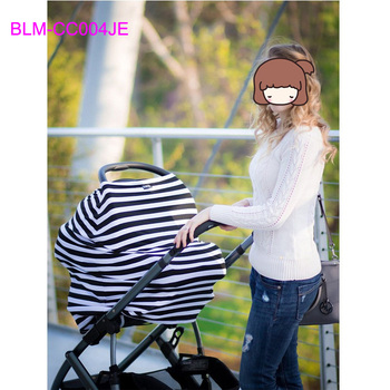Newborn Baby Breastfeeding Cover Baby Car Seat Cover Canopy And Nursing Cover
