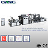 40 to 100pcs/min non woven bag making machine with online handle attach(AW-XC700-800)