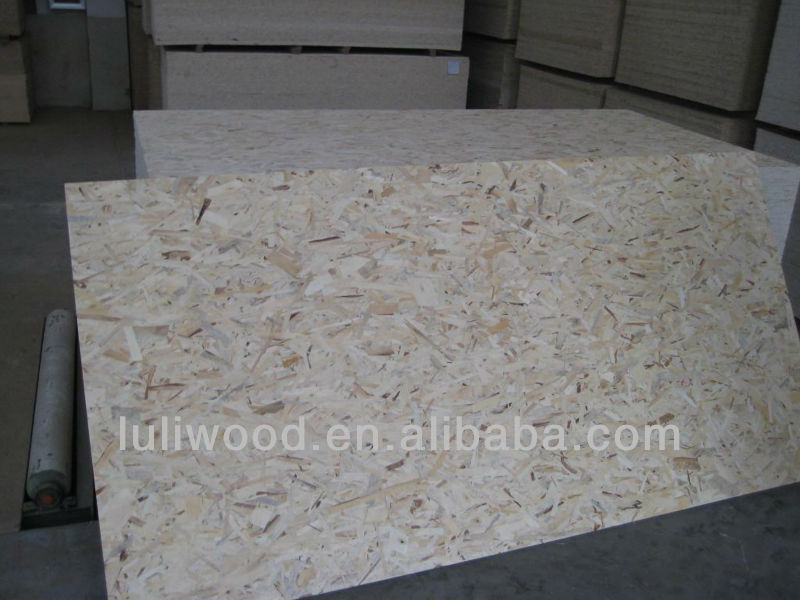 OSB2/OSB3/6mm osb board from manufacture