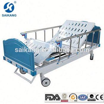 China Supplier Detachable Designer Manual Stryker Hospital Beds ...