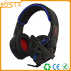 Deep bass 7.1 sound track factory price gaming headsets with vibration effects