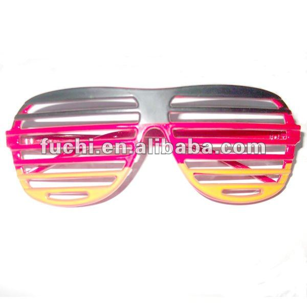 Sports Football Fan Sunglasses for World Cup 2012