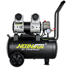 1.3KW/1.8HP 30L 100L/Min Oil Free Air Compressor AC Air Compressor Portable Air Compressor For Medical 2800 RPM mini air Pump