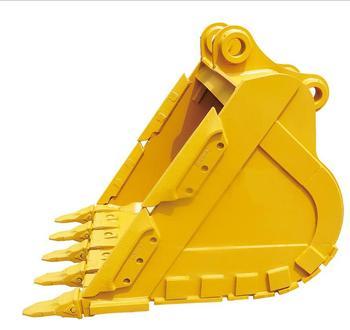 Standard/heavy Duty/rock Bucket,Excavator Bucket With Teeth ...
