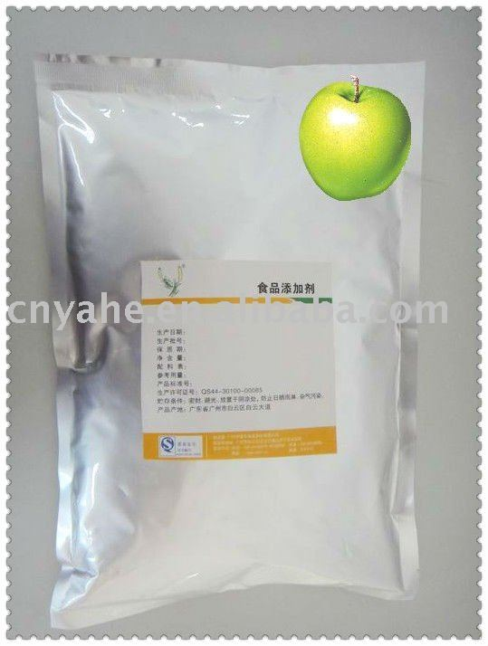 Aromatic Green Apple Powder Flavour For Food