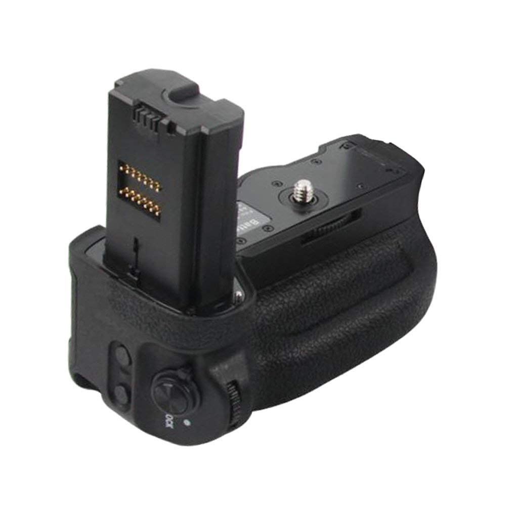 MagiDeal VG-C3EM Vertical Battery Handle Hand Grip Remote Control for Sony A9 A7RIII A7MIII Camera,Made of ABS Fireproof Material