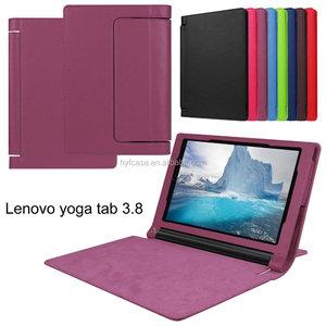 buy popular 103b7 d32c9 Tablet leather case flip cover for lenovo yoga tablet 8