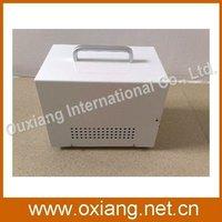 Portable DC solar generator with 10w solar panel,12Ah battery