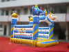 Children inflatable air trampoline ,inflatable bouncer for sale