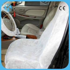 Outstanding Disposable Pp Nonwoven Car Seat Dust Cover With Steering Wheel Cover Caraccident5 Cool Chair Designs And Ideas Caraccident5Info