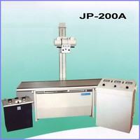 Original factory of JP-200A (200mA) diagnostic and general radiography medical x-ray equipment