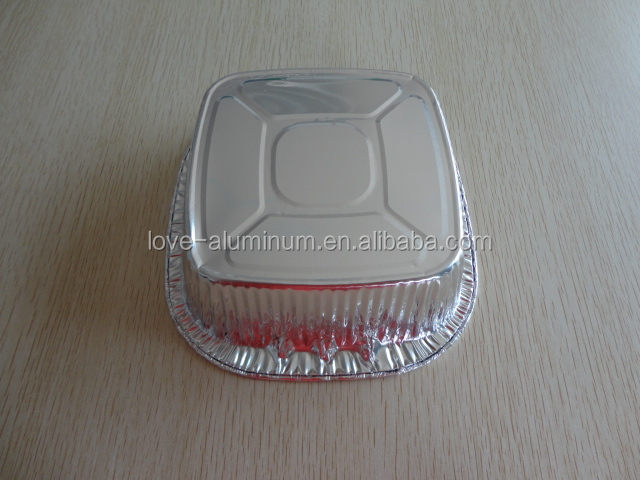 hot box keep food warm lunch box insulated pizza delivery box ml disposable aluminum container