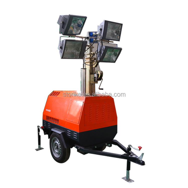 Kohler Generator 4va4000 Mobile Lighting Tower - Buy 4va4000 Mobile  Lighting Tower,Kohler Generator 4va4000 Light Tower,Portable Trailer Tower  Light
