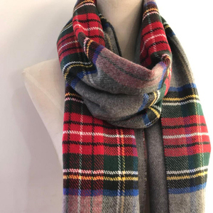 New design 100 % Acrylic Imitation of cashmere versatility Woven scarf
