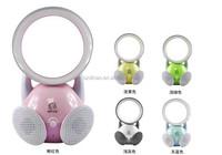 DIHAO 5 inch Super Quiet Mini Bladeless Fan Best for baby / kids