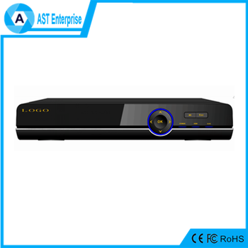 100-200 meters 8CH 1080P POE NVR Hisilicon Hi3520D ONVIF 2.4 H.264 Real POE Network Video Recorder
