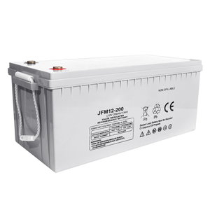 Normal Specification AGM / GEL 12V 150Ah / 200Ah / 250Ah Solar Battery