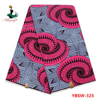ankara print african super popular fabric batik print fabric 100% cotton