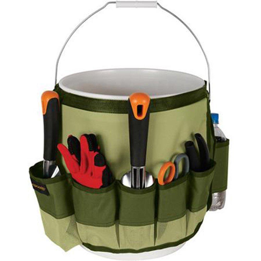 Dreamslink Garden Bucket Caddy 5 Gallon Tool Organizer