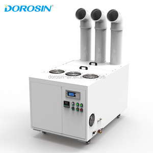 48 KG/H Ultrasonic Humidifier industrial humidifier for multiple purpose Dorosin DRS-48C