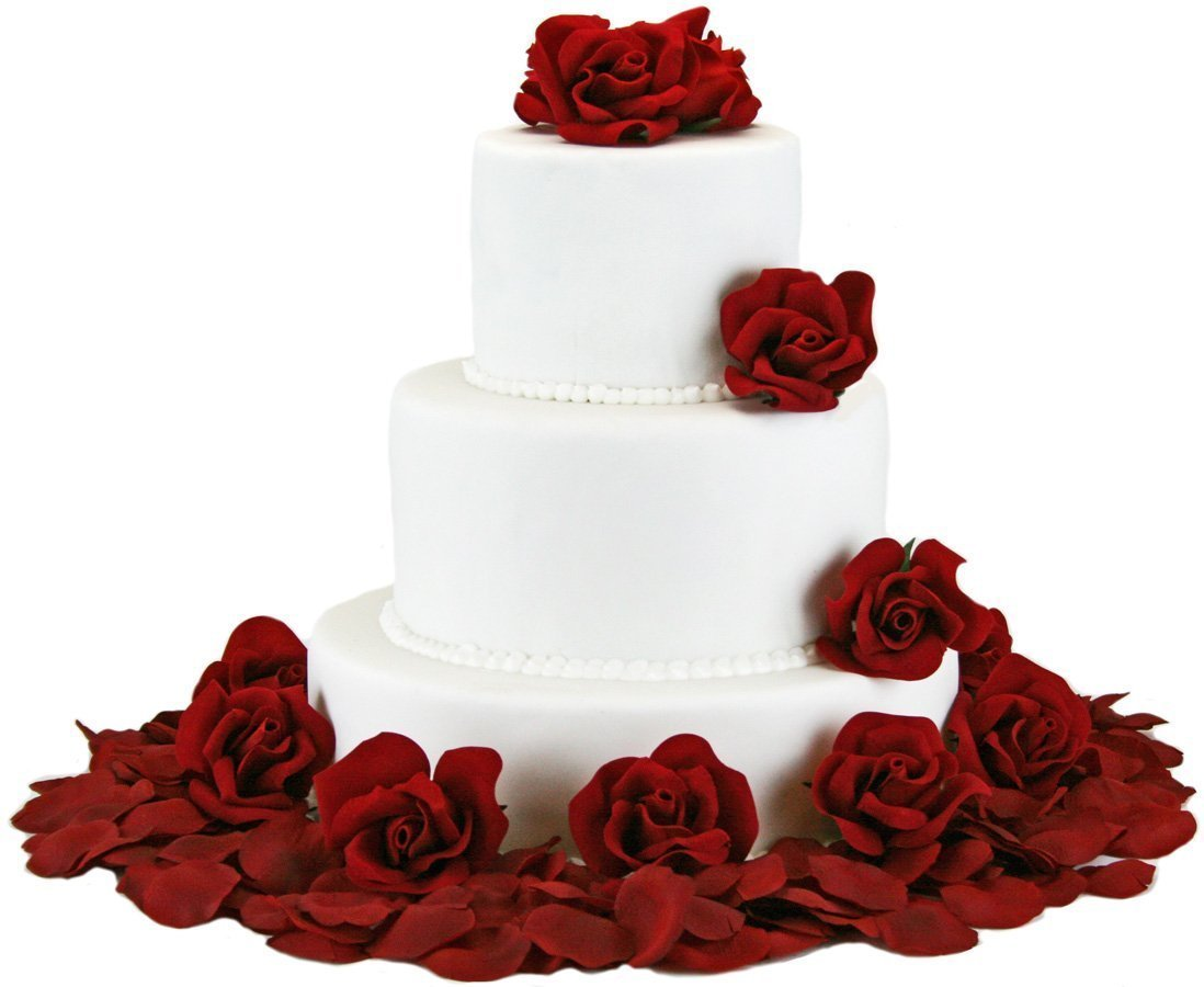 Cheap Wedding Cake Red Rose, find Wedding Cake Red Rose deals on ...