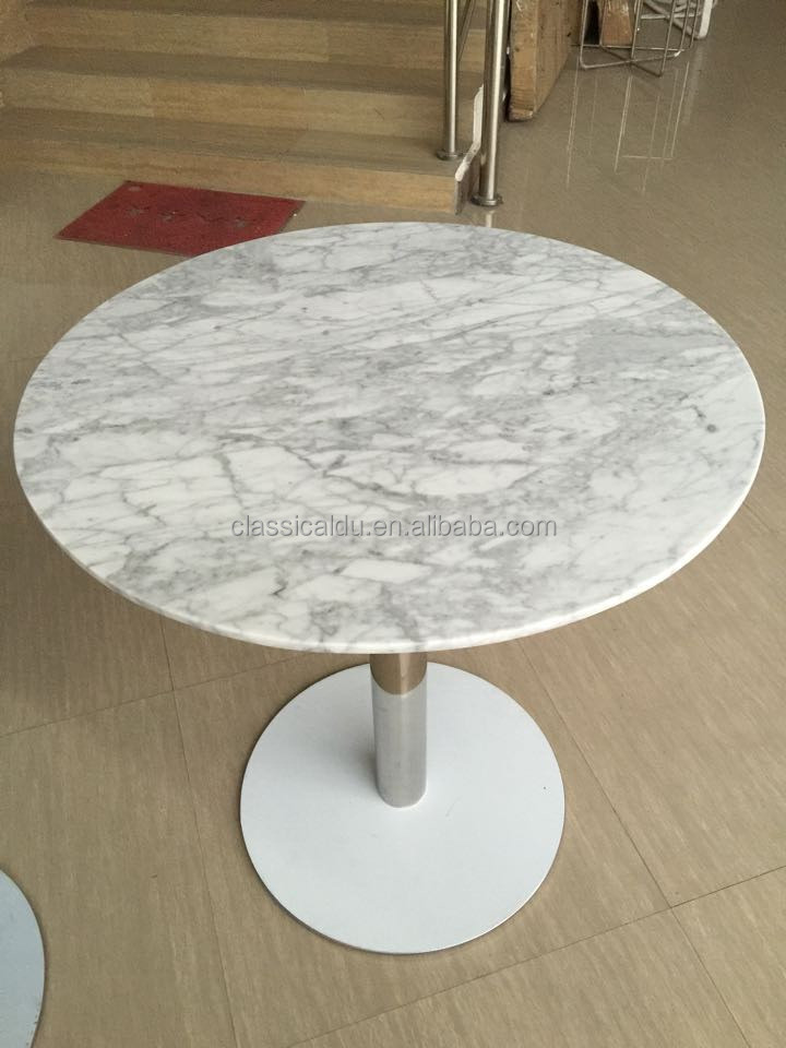 Marble Dining Table Round Marble Table Marble Restaurant