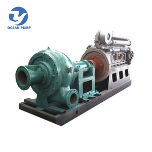 Jet sand dredge suck pump for sale