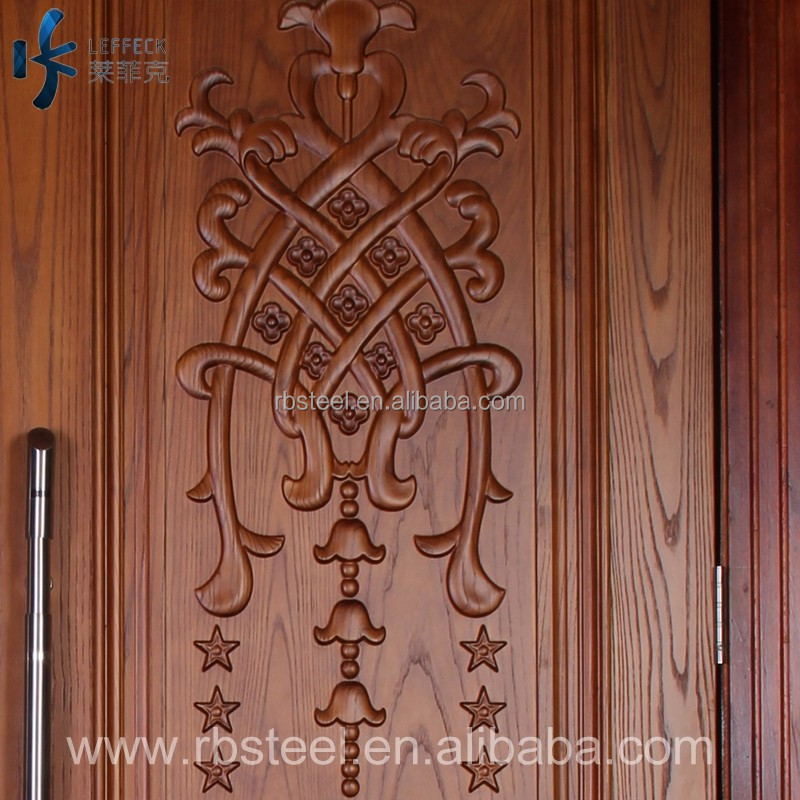 for Wood carving main double doors