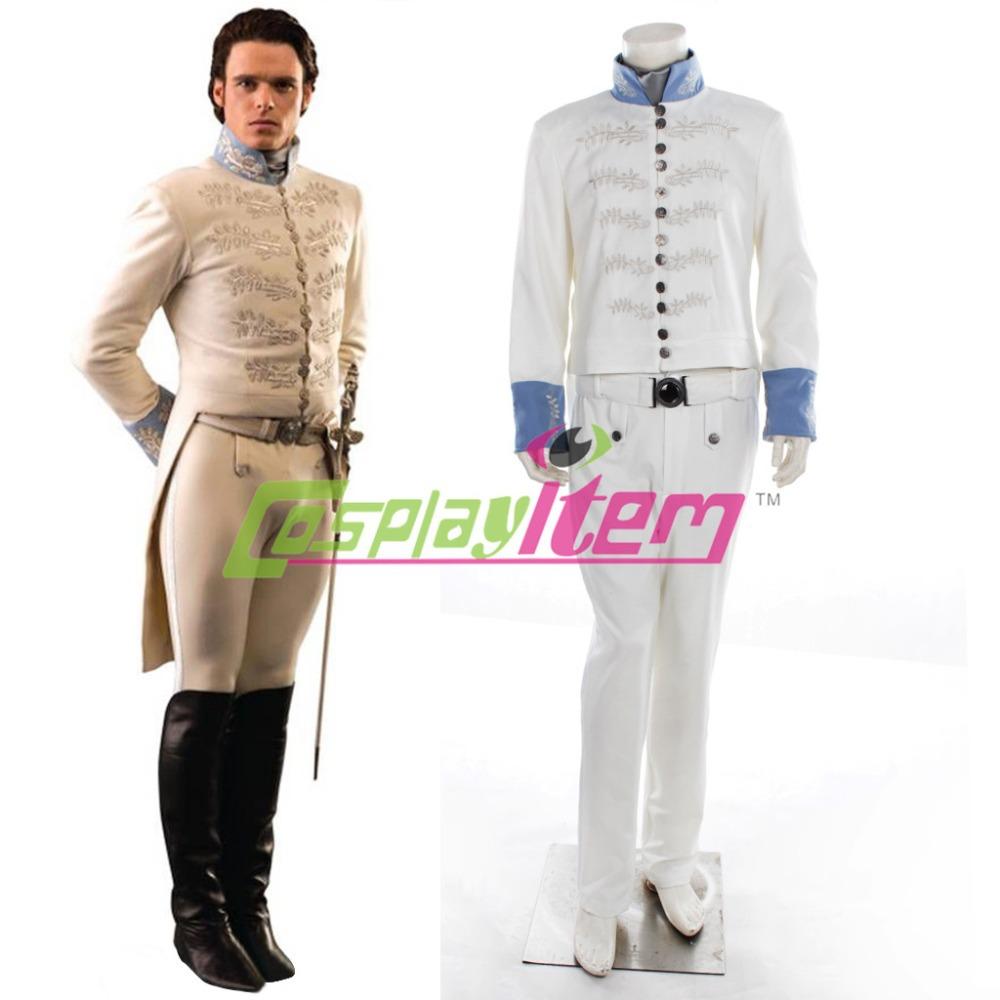 online kaufen gro handel cinderella prince costume aus china cinderella prince costume. Black Bedroom Furniture Sets. Home Design Ideas