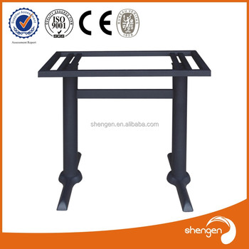 Hdb Contemporary Table Base Metal Conference Dining Table Bases - Conference table bases metal