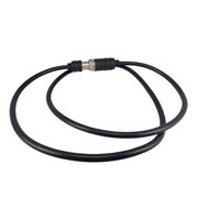 7 inch TFT color monitor 12-24V Color Camera 20meter connection cable for cctv security monitor