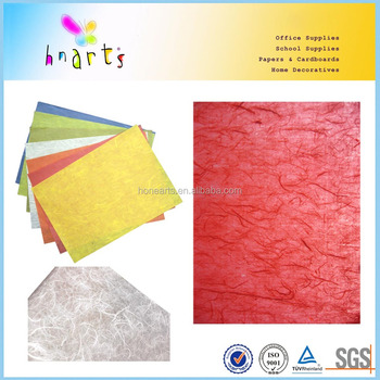 many size mulberry paper sheet different types of mulberry paper