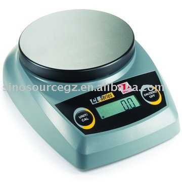 Ohaus CL SERIES ELECTRONIC BALANCE