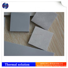 High thermal conductivity silica gel pad