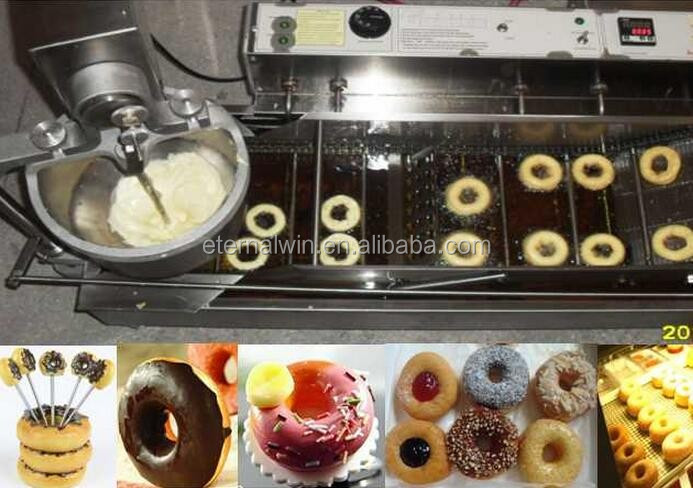 automatic donut machine donut maker household mini donut baking machine buy household mini. Black Bedroom Furniture Sets. Home Design Ideas