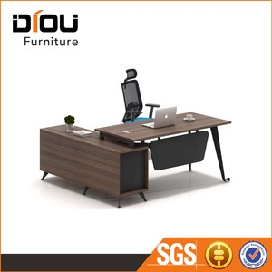 Modern and new design exquisite craft office furniture executive desk with strong structure