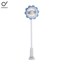HOT Selling Promotional gifts mini air cooling rechargeable electric USB table fan with super cold wind from Shenzhen factory