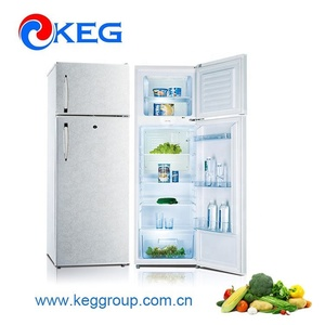 302L Double Door Fridge Freezers Used Refrigerator Freezer Prices in Manufacturer