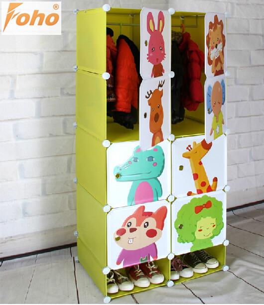 Di Plastica Portatile Soggiorno Mobili Ikea Abiti Armadio Per I
