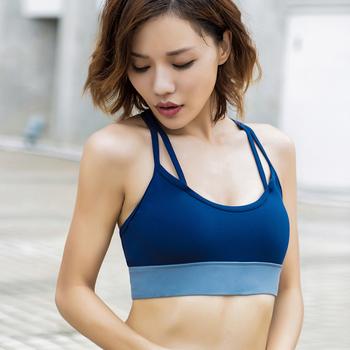 13d2914a3ca96 Wholesale Latest Sexy Women Private Label Fitness Yoga Bra Crane Sports  Active Wear