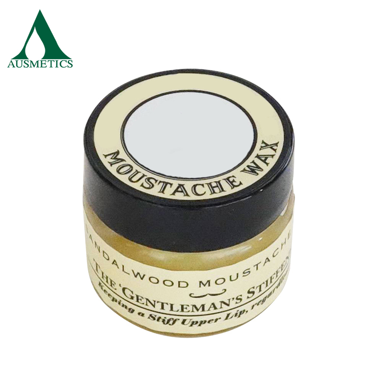 Factory Price 250g 100% Natural Men Styling Beard & Mustache Balm / Wax