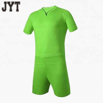 Personalizado nuevo diseño de camiseta de fútbol sin logotipo con poliéster  tejido de punto las mujeres 4b735312105bb
