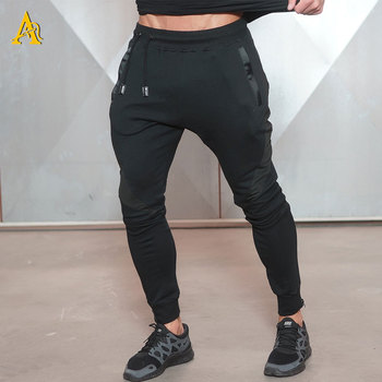 6bc46817c Wholesale Training Mens Joggers Fitted Plain Running Men Jogger Pants  Sportswear