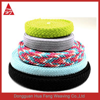 Fabric, polyester Material and elastic changeable watch strap